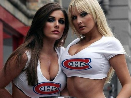hot montreal canadiens fans