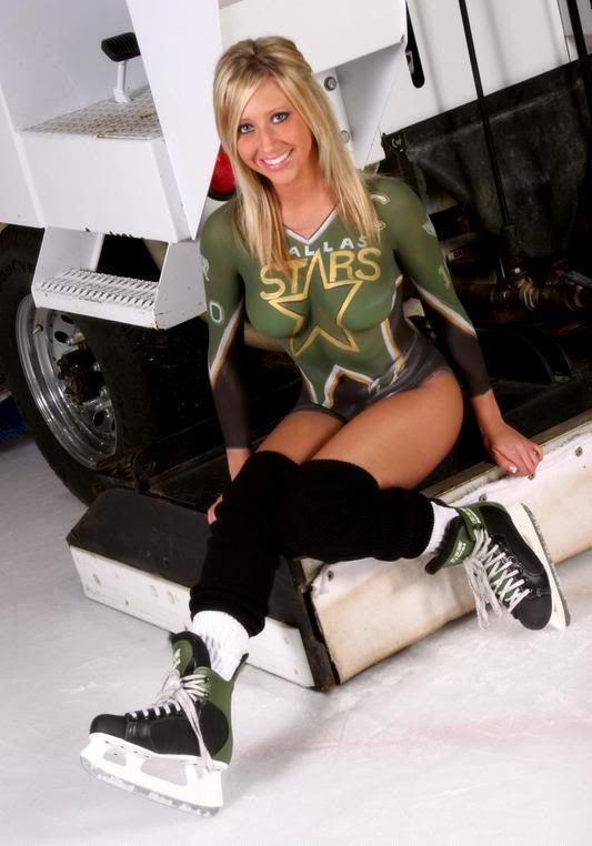 Dallas stars babe