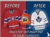 Canadiens-Leafs-Tide