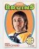 Brad Marchand retro hockey card
