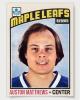 Auston Matthews retro hockey card