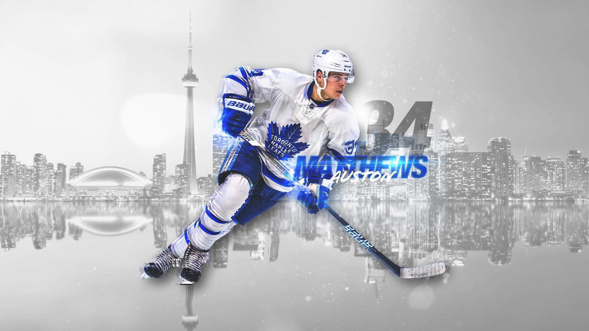 Auston Matthews Wallpaper