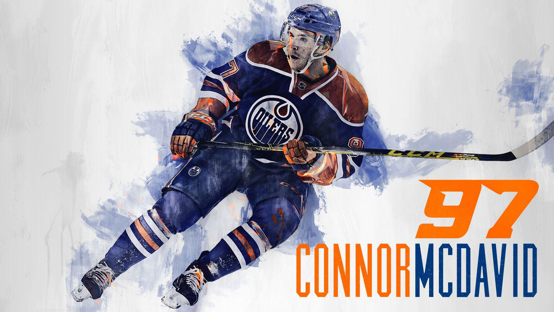 Connor McDavid Wallpaper
