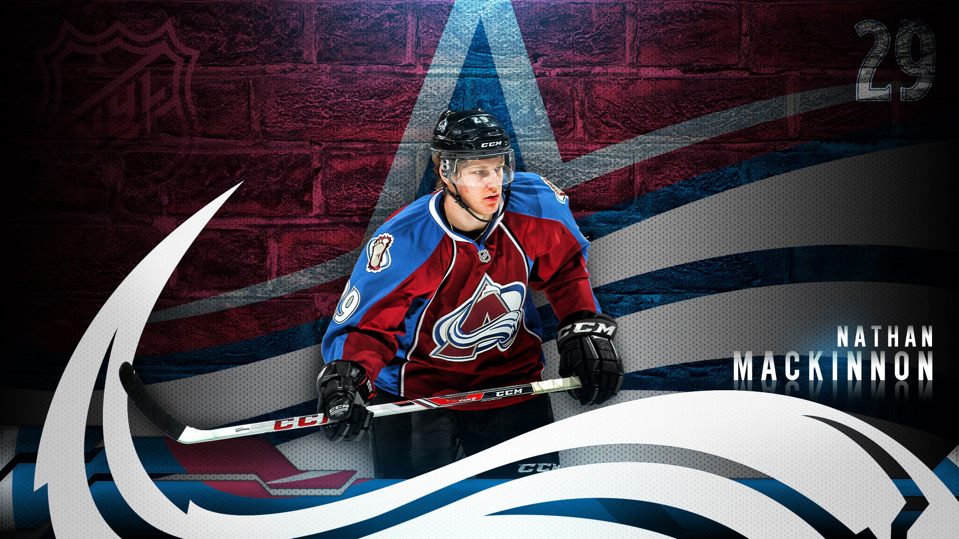Nathan MacKinnon Wallpaper