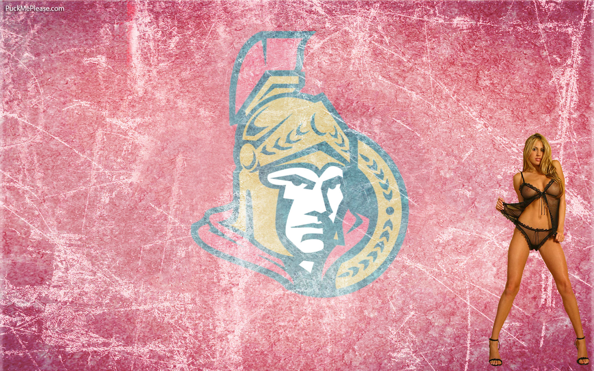 Ottawa Senators Wallpaper hot babe