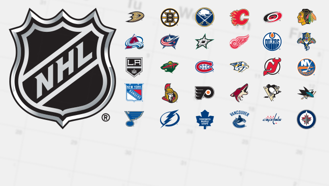 2017-2018 NHL regular season projections | 2018 NHL playoff predictions