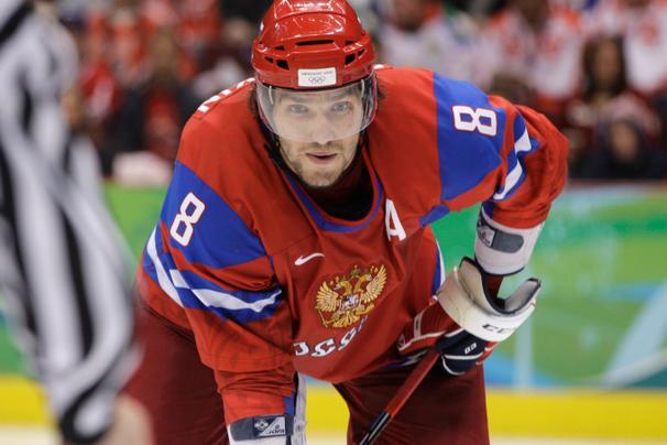 Alex Ovechkin Oylmpics