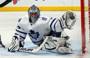 James Reimer trade rumors