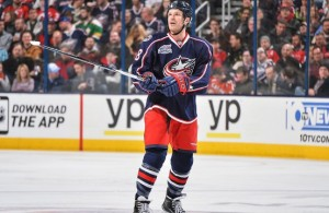 David Clarkson Columbus Blue Jackets