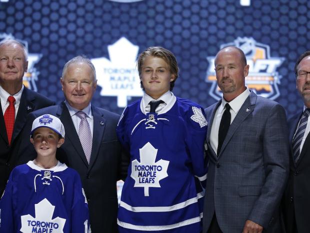 2015 NHL Draft - Toronto Maple Leafs