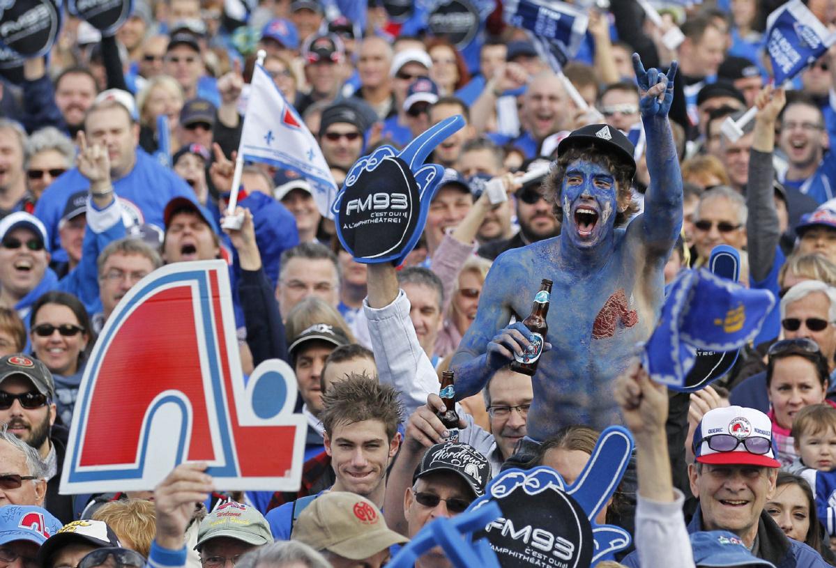 Quebec Nordiques expansion news