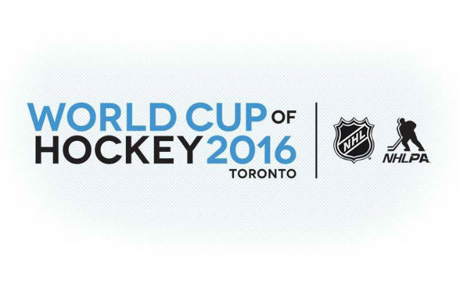 World Cup of Hockey 2016 Logo