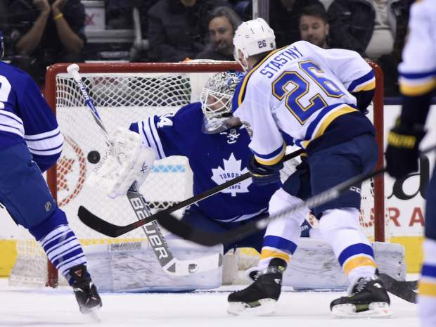 St. Louis Blues - Toronto Maple Leafs trade rumors