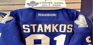 Steven Stamkos Toronto Maple Leafs