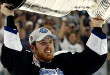 Brad Richard two-time Stanley Cup champion