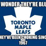 Toronto Maple Leafs Meme