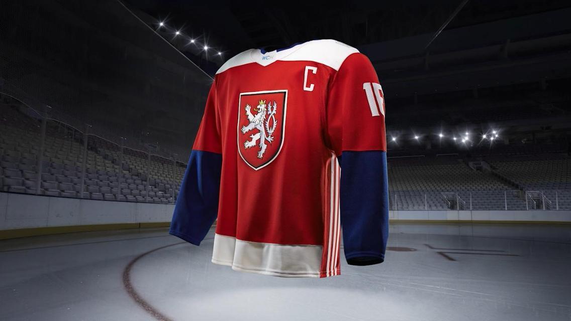 czech-republic-jersey - NHL Trade Rumors 6203cae78c4
