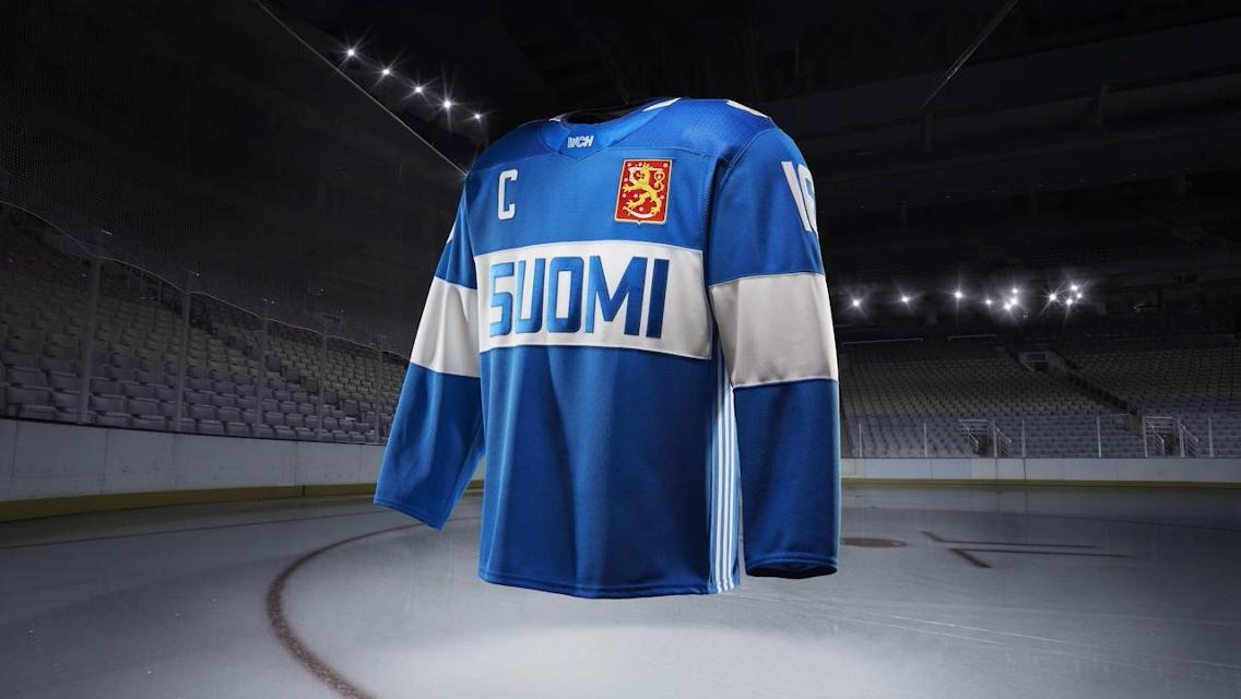 team finland jersey - NHL Trade Rumors 62a0ed8e474