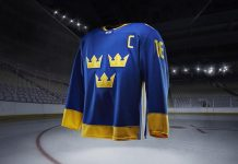Team Sweden roster projections for the 2016 World Cup of Hockey