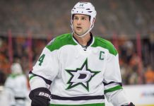 Jamie Benn point projections