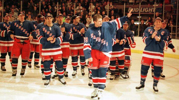 Wayne Gretzky Final NHL Game