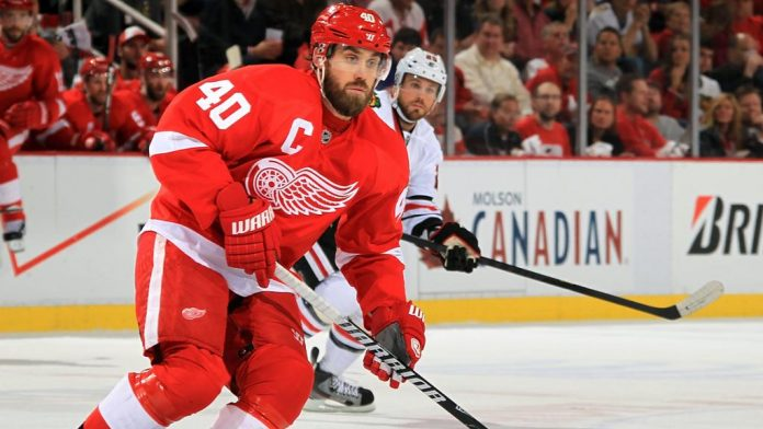 Detroit Red Wings Game 7 record
