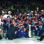 Edmonton Oilers 1990 - May 24 NHL History
