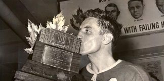 Jean Beliveau 1965 Conn Smythe winner