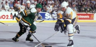 Mario Lemieux - May 17 NHL history