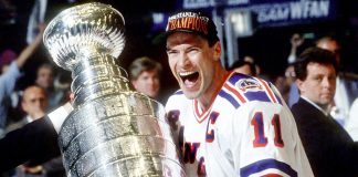 Mark Messier - May 25 NHL History