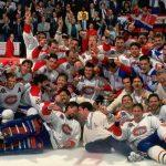 Montreal Canadiens 1993 May 20 NHL History