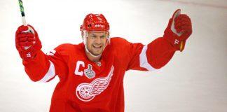 Nicklas Lidstrom May 22 NHL History