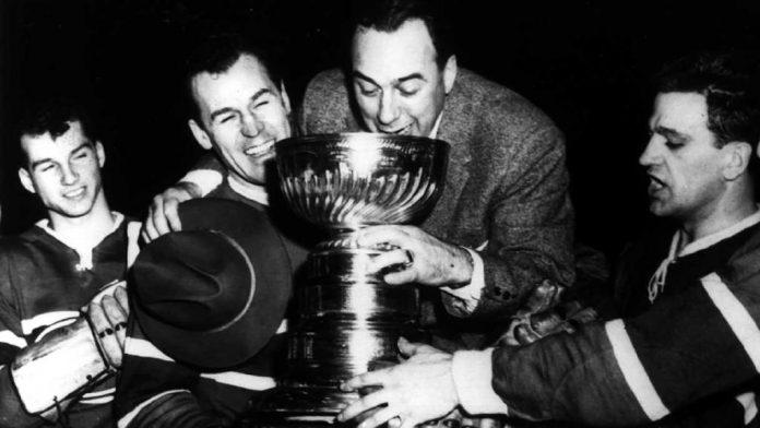 Toe Blake 11 Stanley Cups