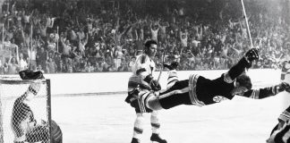 Bobby Orr 1970 stanley cup winning goal