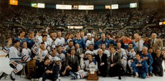 1988 Edmonton Oilers May 26 NHL history