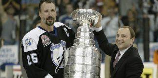 Dave Andreychuk June 7 NHL History