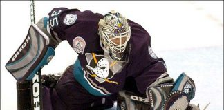 J.S. Giguere - June 2 NHL History