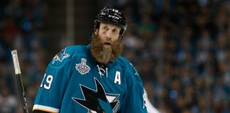Joe Thornton June 26, 2017 nhl trade rumors