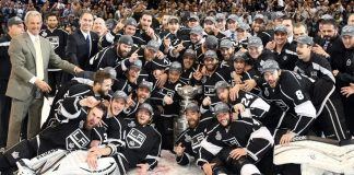 LA Kings NHL History June 11