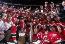June 10 NHL History - New Jersey Devils