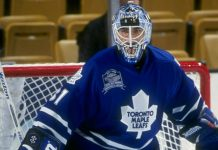 Curtis Joseph July 15 NHL History