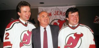 New Jersey Devils July 7 NHL History