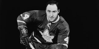 Red Kelly July 9 NHL History