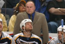 Barry Trotz August 6 NHL History