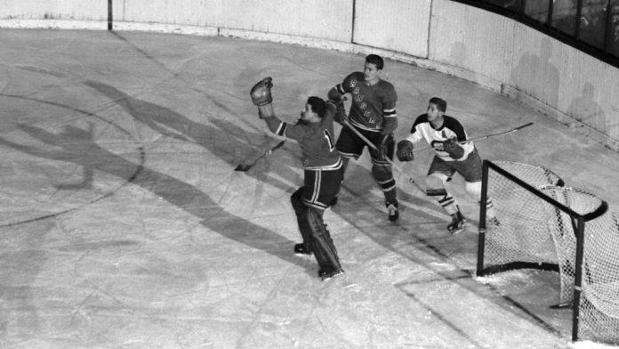 Chuck Rayner August 11 NHL History