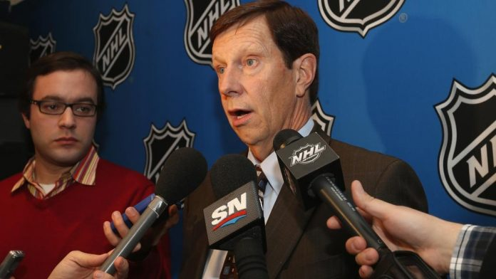 David Poile August 30 NHL History