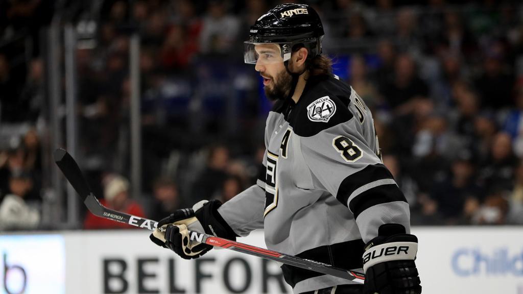 NHL Trade Rumors: Drew Doughty, Matt Duchene, Detroit Red Wings