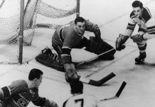 Jacques Plante September 13 NHL history