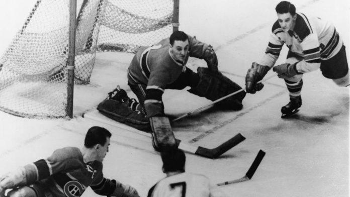 Jacques Plante September 13 NHL history