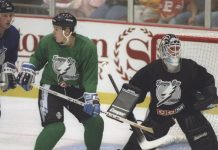 Manon Rheaume September 23 NHL History
